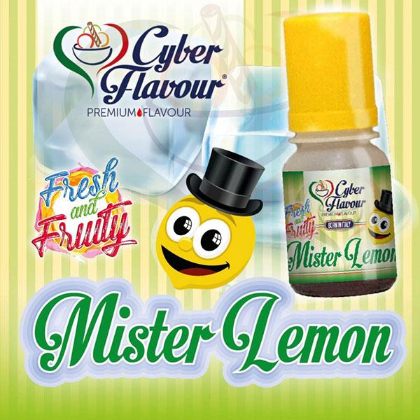 Mr LEMON Fresh and Fruity aroma da 10ml. - Cyber Flavour