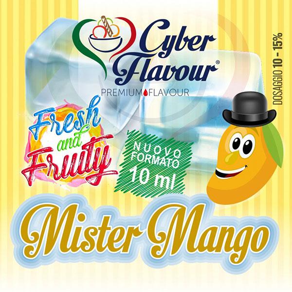 Mr MANGO Fresh and Fruity aroma da 10ml. - Cyber Flavour