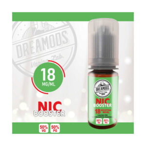 Basetta Nicotina 50/50 18mg/ml 10ml - Dreamods