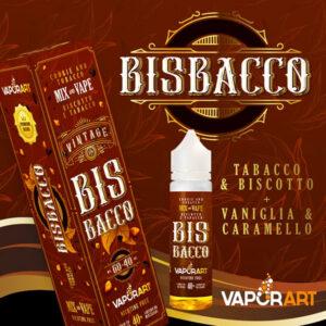 Bisbacco - Mix Series 40ml - Vaporart
