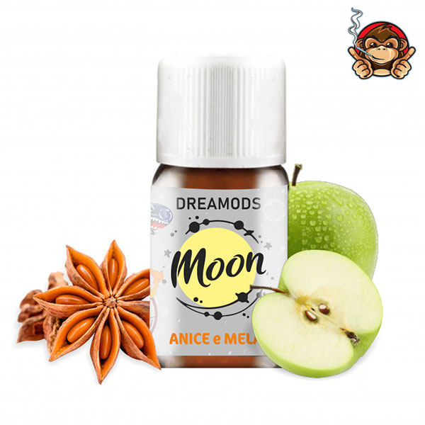 Moon - The Rocket - Dreamods