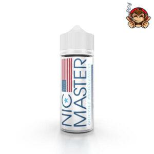 Glicole Propilenico 50ml con Chubby da 120 ml - Nic Master