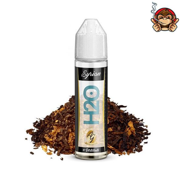 H2O Syrian - Aroma Concentrato 20ml - Angolo della Guancia