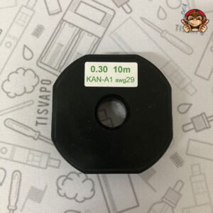 Filo Resistivo ZIVIPF Kanthal A1 29ga 0.30mm