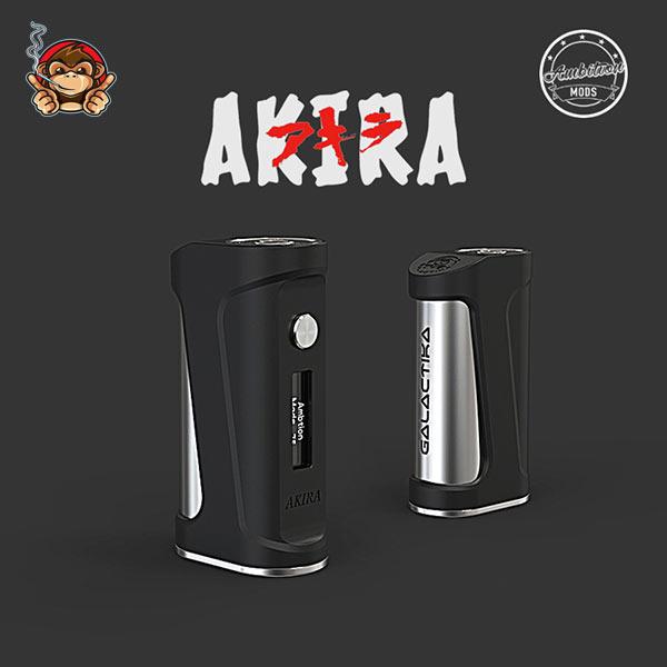Akira Box Mod 75w - Galactika Mod