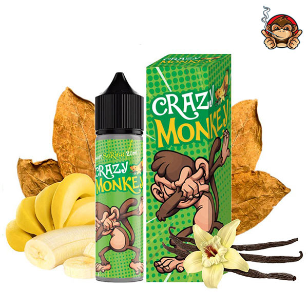 Crazy Monkey - Aroma Concentrato 20ml - Dr. Juice Lab