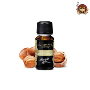 Nocciolino -  Aroma Concentrato 10ml - Goldwave Vaping Lab