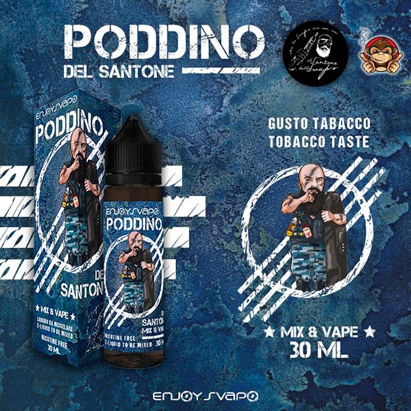 Poddino -  Mix Series 30ml - (Santone dello Svapo) - Enjoy Svapo