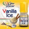 VANILLIA ICE - aroma da 10ml. Cyber Flavour