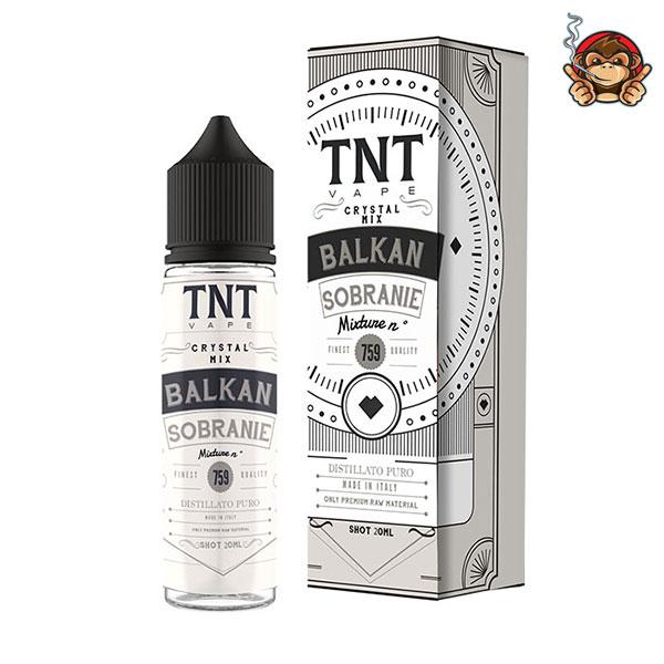 Crystal Mix Balkan Sobraine - Aroma Concentrato 20ml - TNT Vape