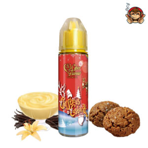 Christmas Custard Amaretto - Aroma Concentrato 20ml - Cyber Flavour