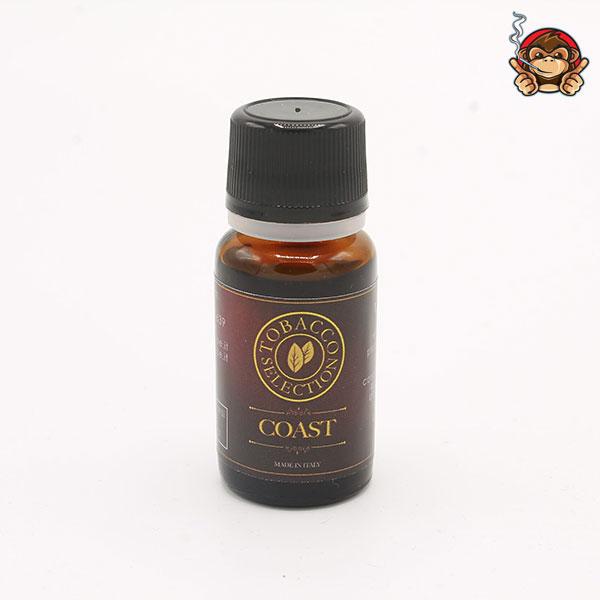Coast linea Tobacco Selection - Aroma Concentrato 12ml - Vapehouse