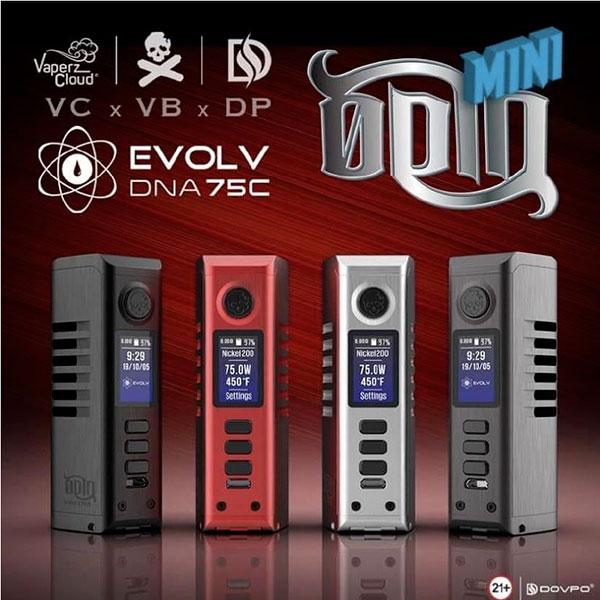 Odin Mini DNA 75C - Dovpo