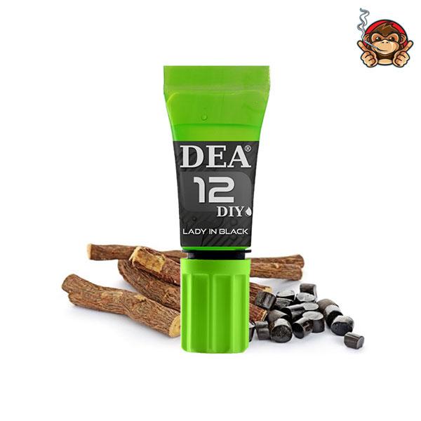Lady in Black - Aroma Concentrato 10ml - Dea Flavor