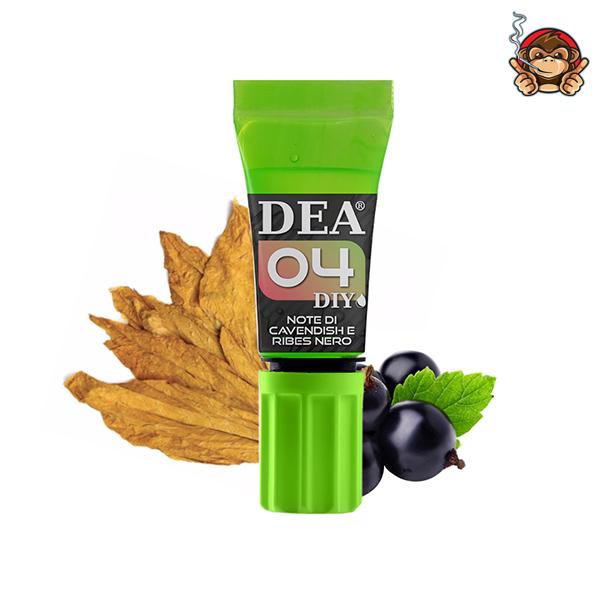 Cavendish e Ribes Nero - Aroma Concentrato 10ml - Dea Flavor