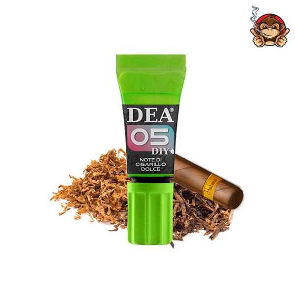 Note di Cigarillo Dolce - Aroma Concentrato 10ml - Dea Flavor