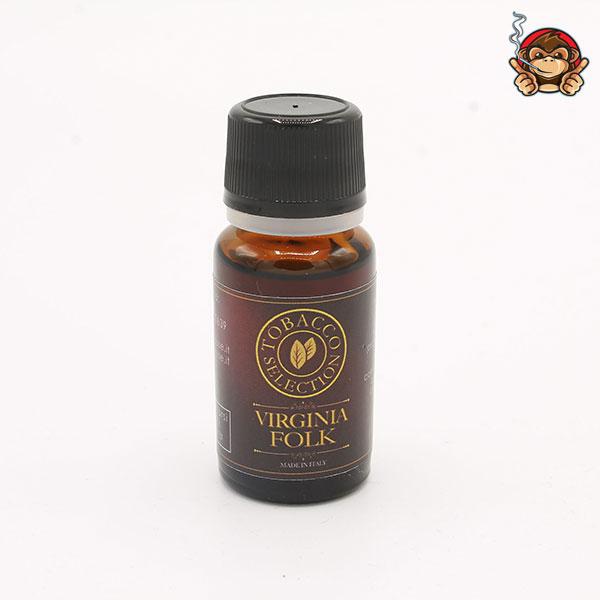 Virginia Folk linea Tobacco Selection - Aroma Concentrato 12ml - Vapehouse