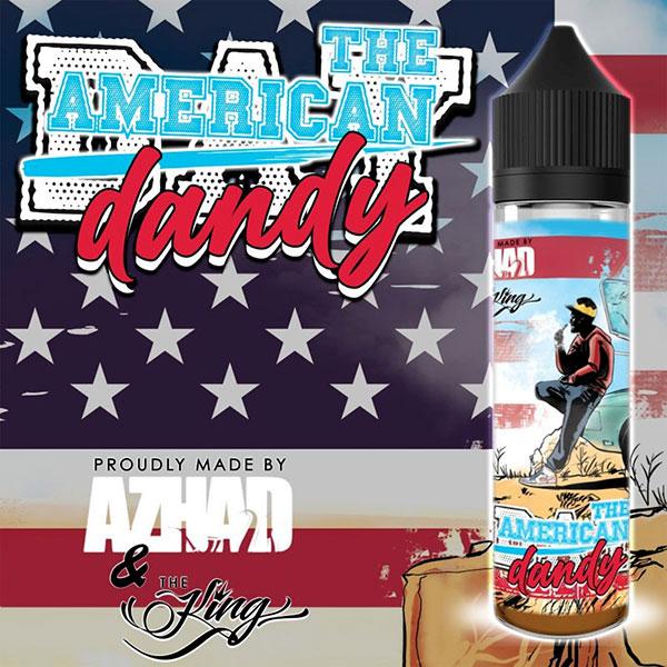 American Dandy - Aroma Concentrato 20ml - Azhad