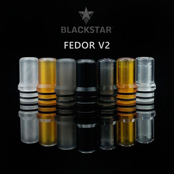 Drip Tip Fedor v2 - Blackstar