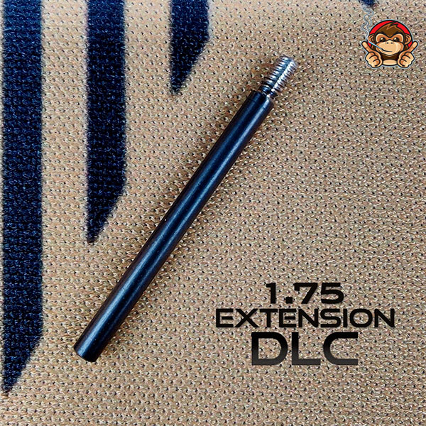 Ultimate MTL Coil Jig XL - 1.75 Extension DLC