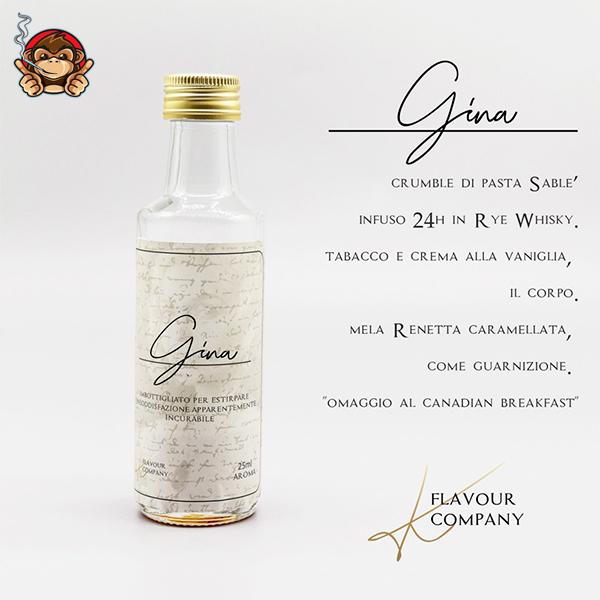 GINA - aroma 25ml - K Flavour Company