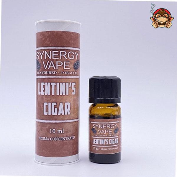 Lentini's Cigar aroma 10ml. - Synergy Vape / Blendfeel