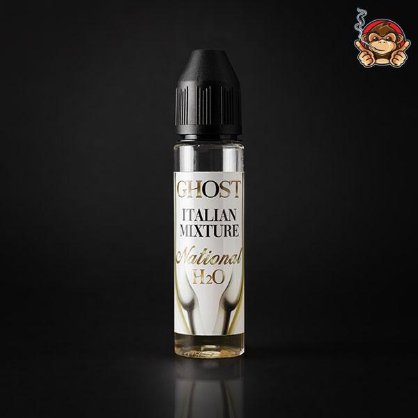 Italian Mixture National H2O - linea Ghost - Aroma Concentrato 20ml - Vapor Cave