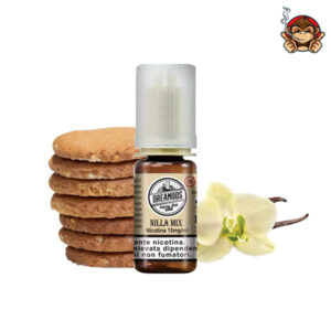 Nilla Mix N3 - Liquido Pronto 10ml - Dreamods