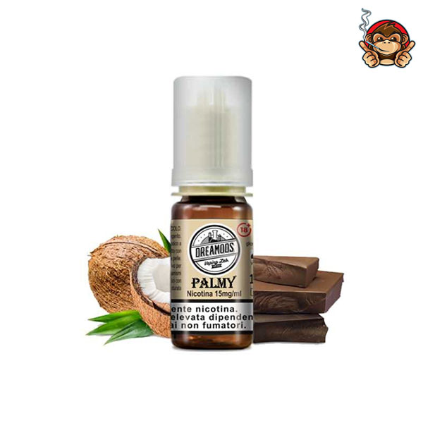 Palmy N31 - Liquido Pronto 10ml - Dreamods
