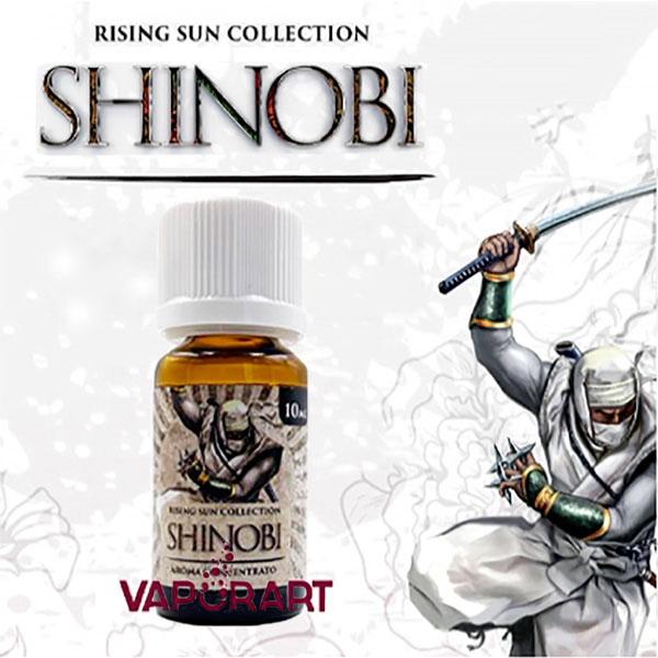 SHINOBI - Premium Blend - Vaporart