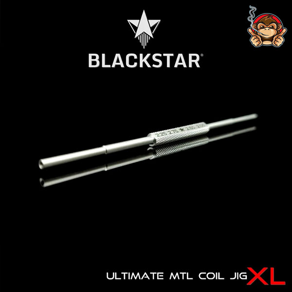 Ultimate MTL Coil Jig XL - BlackStar