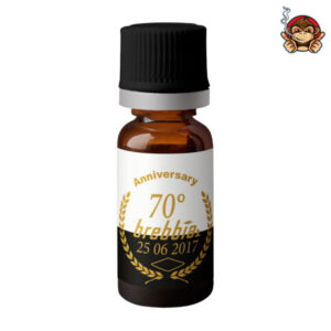 70° Anniversario  - Aroma Concentrato 10ml - Brebbia