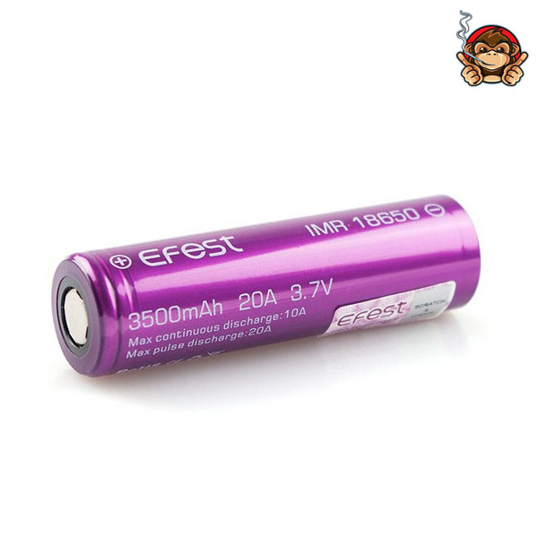 Efest batteria ricaricabile 18650 3500mah 20A
