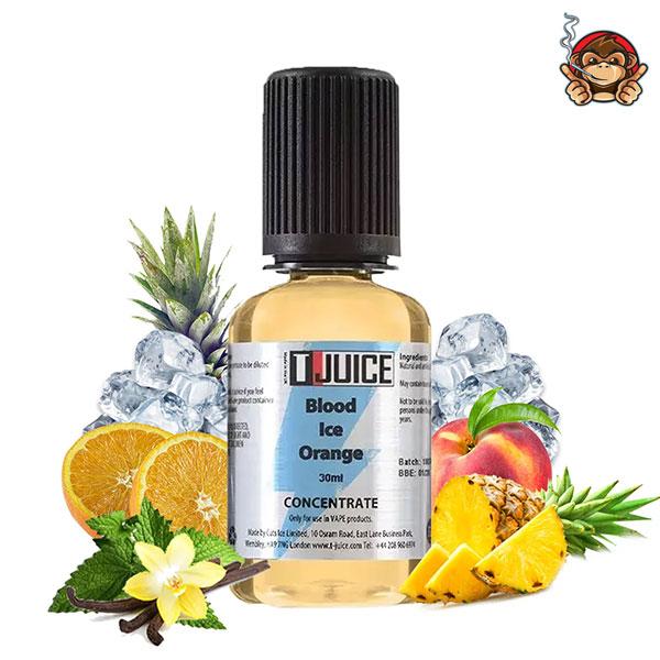 Blood Ice Orange - Aroma Concentrato 30ml - T-Juice