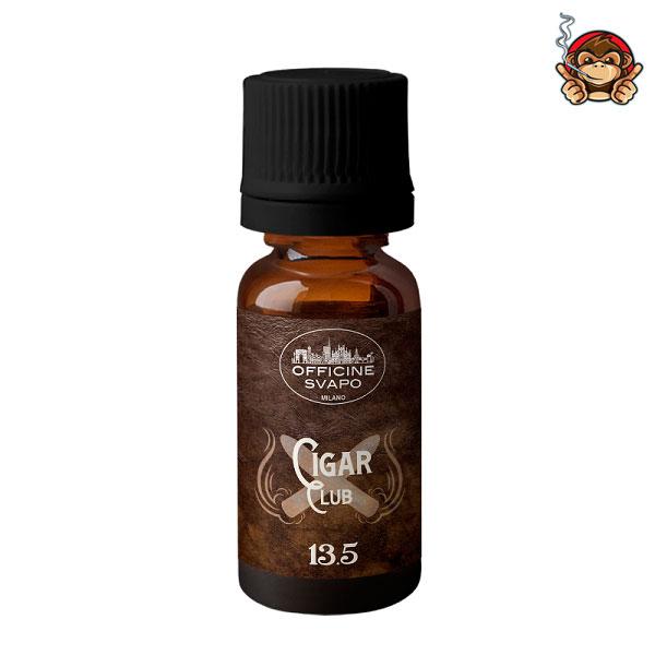 Cigar Club 13.5 - Aroma 10ml - Officine Svapo