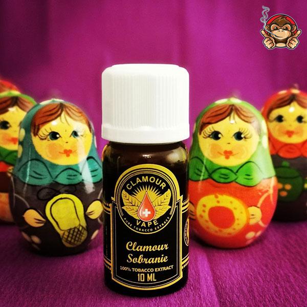 Clamour Sobranie - Aroma Concentrato 10ml - Clamour Vape