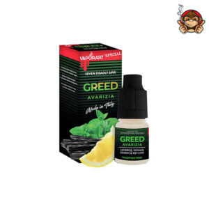 Greed - Liquido Pronto 10ml - Vaporart