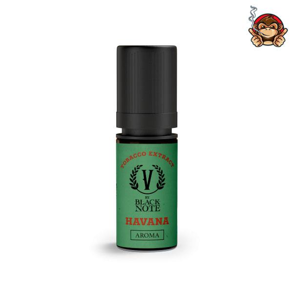 Havana - Aroma 10ml - Vaporificio by Black Note
