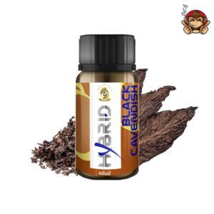 Black Cavendish  Hybrid - aroma 10ml. - Angolo della Guancia