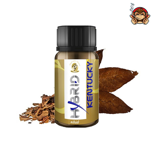Kentucky Hybrid - aroma 10ml. - Angolo della Guancia