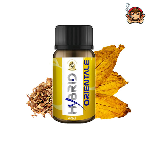 Orientale Hybrid - aroma 10ml. - Angolo della Guancia