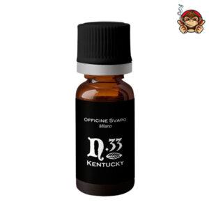 Kentucky N.33 - Aroma 10ml - Officine Svapo