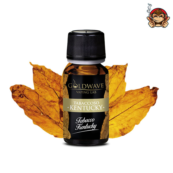 Kentucky - Aroma Concentrato 10ml - Goldwave Vaping Lab