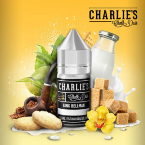 King Bellman - Aroma concentrato 30ml - Charlie's Chalk Dust
