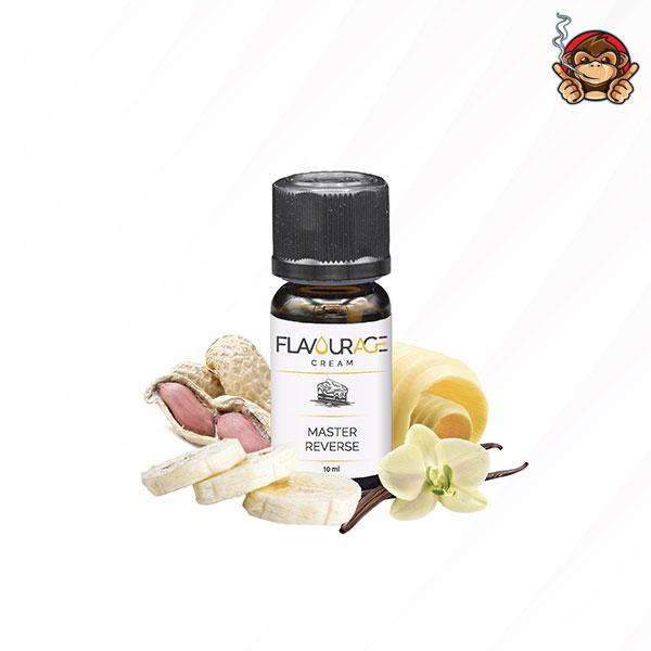 Master Reverse - Aroma Concentrato 10ml - Flavourage