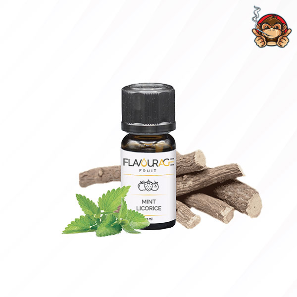 Mint Licorice - Aroma Concentrato 10ml - Flavourage