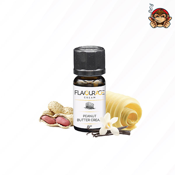 Peanut Butter Cream - Aroma Concentrato 10ml - Flavourage