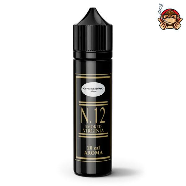 Smoked Virginia - Aroma Concentrato 20ml - Officine Svapo