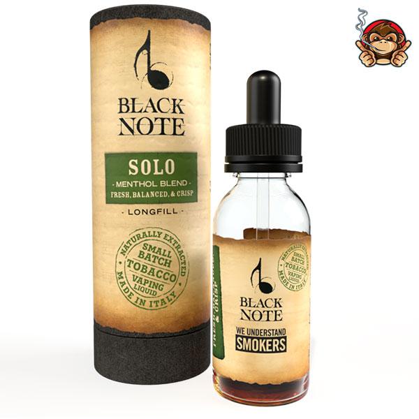Solo - Menthol Blend - Aroma 10ml - Black Note