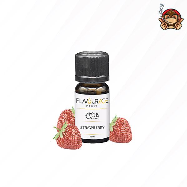 Strawberry - Aroma Concentrato 10ml - Flavourage